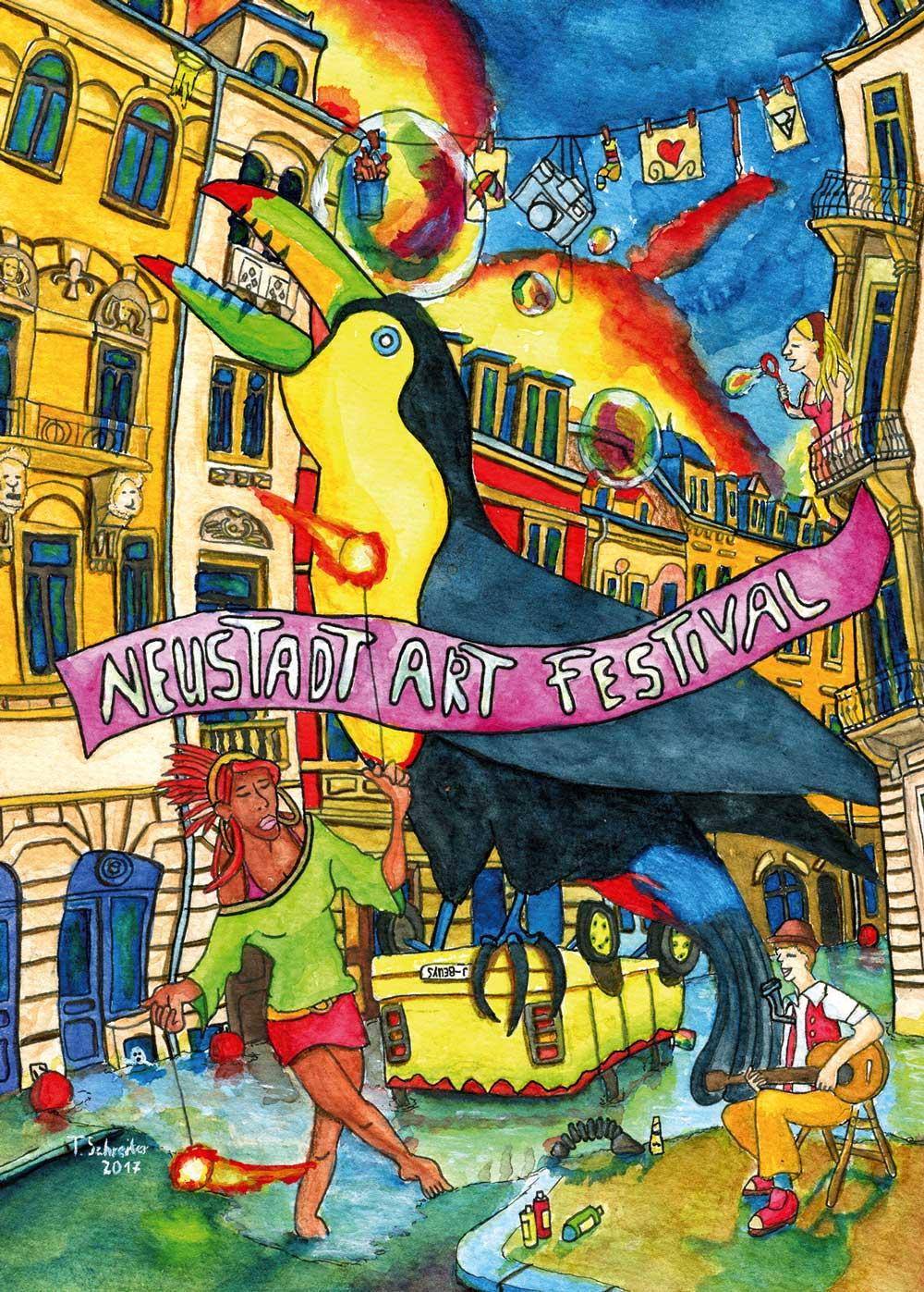 Neustadt Art Festival 2017