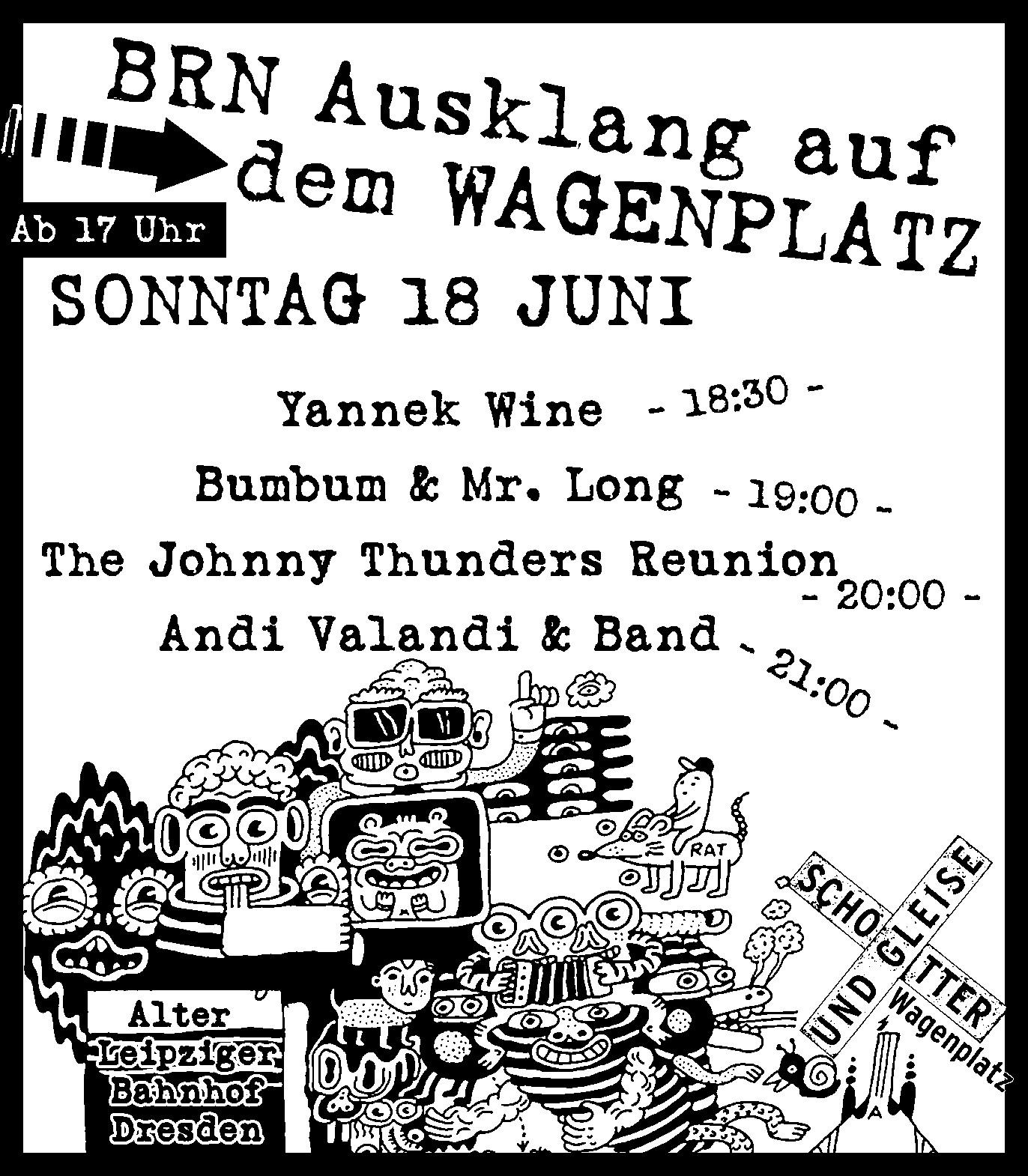 Konzert Juni 2017
